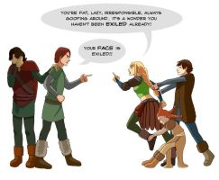 HTTYD: Too Much Awesomeness by fUnKyToEs