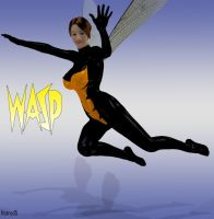 Wasp 05 by hotrod5