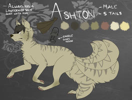 Ashton Reference 2013 by SpectralCoyote