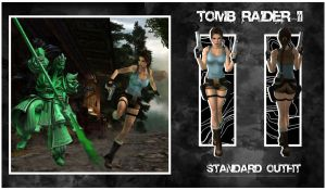 TR2: Standard Outfit by ReD8ull