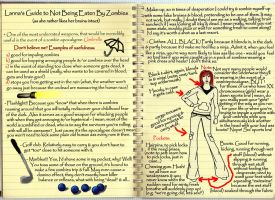 Zombie Survival Guide Part 1 by a-lanna