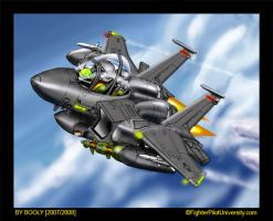 Strike Eagle by Booly78
