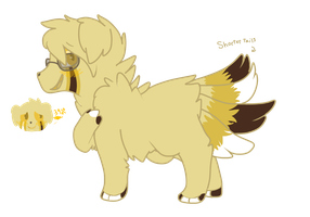 Male! Peanut by dragonsweater