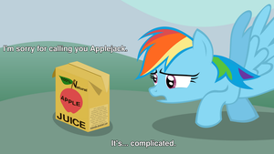 Complicated Kinks by MisterAibo