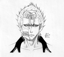 Grimmjow by imagineJL842