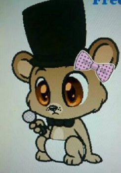 My bear self and I did not make the eyes brown myi by Zoymomo123