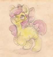 Applebloom by gezibing