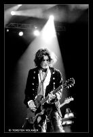 Aerosmith - Joe Perry by Torsten-Volkmer