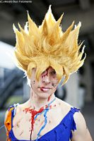 Goku cosplay #6 by Alexcloudsquall
