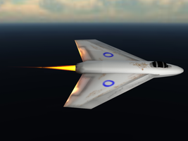 New Jet Design by durandTHEcreator