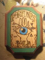 Fortunes Told Sign Update WIP by WillowForrestall