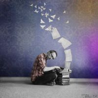 Magical Typewriter** by Thelema001