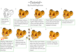Tutorial MS Paint by DoodleDayDream