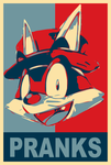 Zorori Yes We Can Poster by Eunacis
