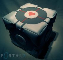 Companion Sitting Cube by kamibox