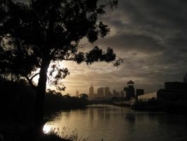 Yarra River by xenos60