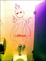 Born Grafitti : Compassion by PixelFool