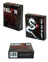 Talon Cologne Pakage by Matt2tB-Portfolio
