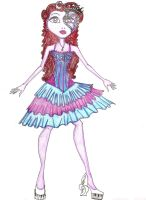 MH DOTD Operetta outfit by Selinelle