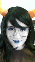 Vriska Makeup by Pretty-Punisher