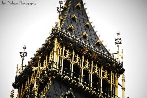 Temple tower by Enigma087