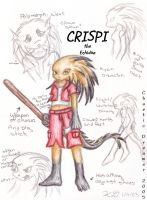 Crispi Nu Style by chaoticdreamer