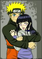 NaruHina: Caught XD by ArisuAmyFan