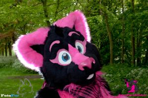 after glow by FurryFursuitMaker