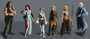Commission: RP concepts by PeterPrime