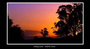 Cobbity Sunset by FireflyPhotosAust