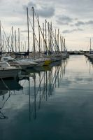 Little harbour by goucha
