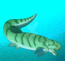 Dunkleosteus yunnanesis by avancna