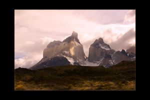 Sunset in Patagonia by mysteriumtremendum
