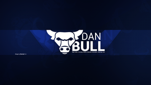 DanBull YouTube Banner by Bendydzn