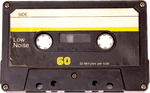 Cassette PNG by Anuya