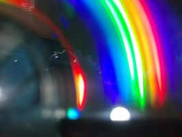 Diffraction Rainbow 2 by peppy-heppy