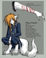 Alchemist Rizyu Profile Color by RizyuKaizen