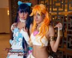 Panty and Stocking 4 by cosPOPproductions