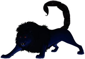 Azleah Manticore by Neara-works