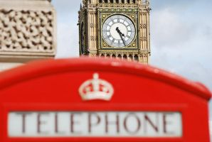 Big Ben 16515366 by StockProject1