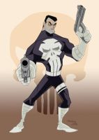 Punisher by jotade22
