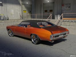 Chevelle ss 6 by cipriany