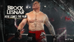 Brock Lesnar Photo-manipulation by HTN4ever