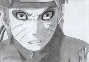 Naruto by LeXaBES