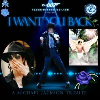 Michael Jackson I want you back by PrincessJacksonSK6