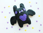 Cute Bat Plush by CosmiCosmos