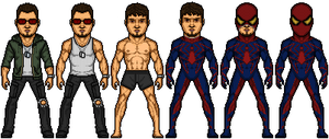 Me as Spider-Man Unlimited by SpiderTrekfan616