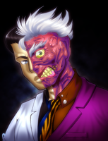 Harvey Dent by The-Severflame