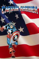 Captain America iphone by archangel-fx