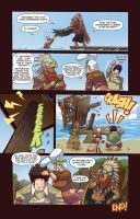 TORTOISE AND HARE part3 pg8 by MikeLuckas
